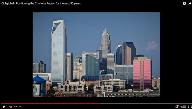 Positioning the Charlotte Region for the next 50 years!