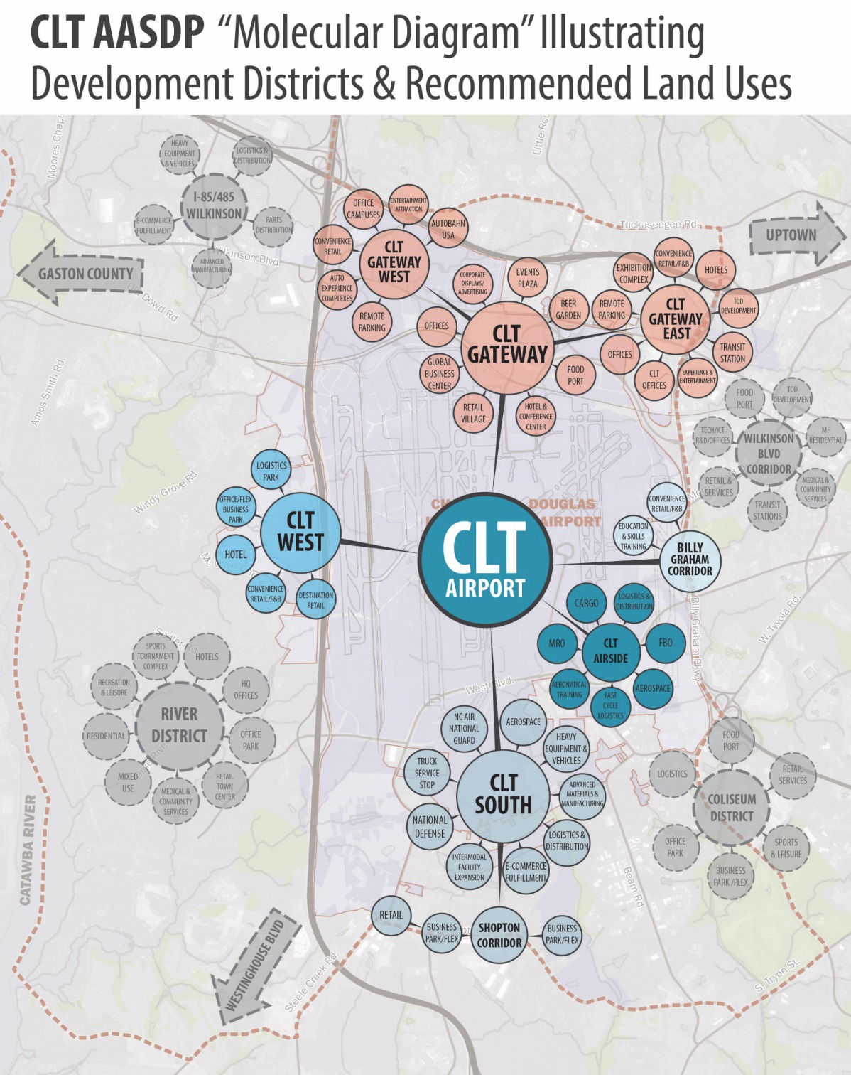 CLT Airport Long-Range Master Plan First Draft Ready for Review