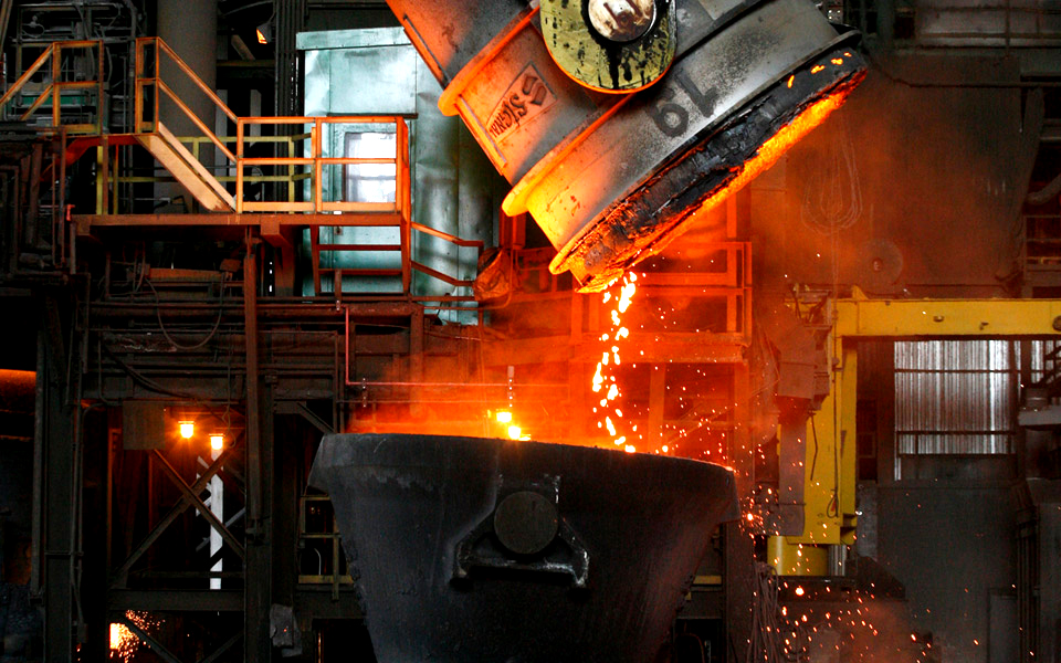 Nucor steel Research paper Example